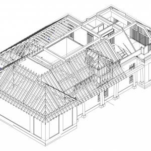 Pembroke structural axo
